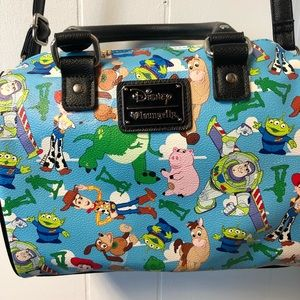 ed32e79426 Loungefly Bags | Toy Story Purse | Poshmark